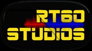 RT60STUDIOS  MAIN HOME Logo